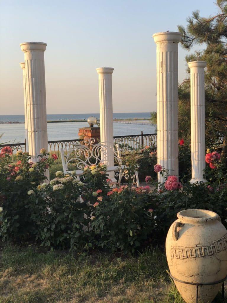 Березка - Частный пансионат в Приморске Азовское море