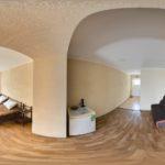 2 местный люкс с видом на море.1 комната.Желтый корпус